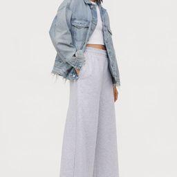 Oversized Denim Jacket | H&M (US)