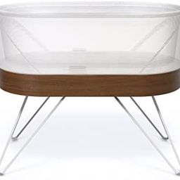 SNOO Smart Sleeper Baby Bassinet - Bedside Crib with Automatic Rocking Motions and Soothing White... | Amazon (US)