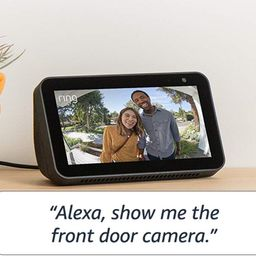 Echo Show 5 (1st Gen, 2019 release) -- Smart display with Alexa – stay connected with video cal... | Amazon (US)