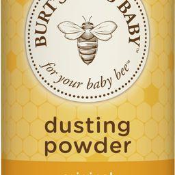Burt's Bees Baby Dusting Powder, 100% Natural Talc-Free Baby Powder, 7.5 oz | Walmart (US)