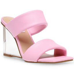 Steve Madden Women's Isa Wedge Sandals & Reviews - Sandals - Shoes - Macy's | Macys (US)