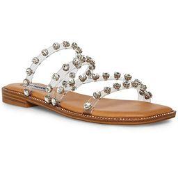 Steve Madden Women's Skylar Studded Strappy Slide Sandals & Reviews - Sandals - Shoes - Macy's | Macys (US)