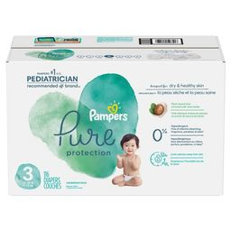 Pampers Pure Protection Diapers - (Select Size and Count) | Target
