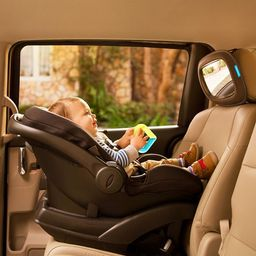 Munchkin Brica Baby In-Sight Car Mirror, Crash Tested and Shatter Resistant | Target