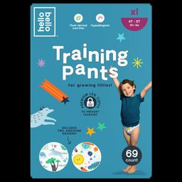 Hello Bello Training Pants Club Box - Bedtime Stories & Space Travelers - 4T-5T/X-Large (69ct)   Walmart (US)