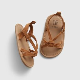 Baby Strapped Sandals | Gap (US)