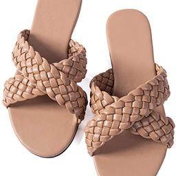 Mtzyoa Women Stud Bow Flip-Flops Sandals Beach Flat Rivets Rain Jelly Shoes   Amazon (US)