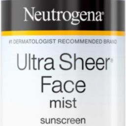 Neutrogena Ultra Sheer Face Mist Sunscreen SPF 55 | Ulta Beauty | Ulta