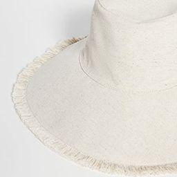 Canvas Packable Hat   Shopbop
