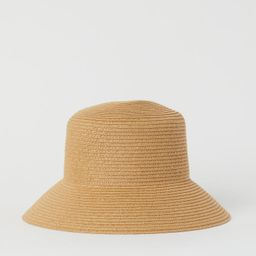 Straw Hat   H&M (US)