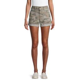 Time and Tru Women's Utility Shorts | Walmart (US)