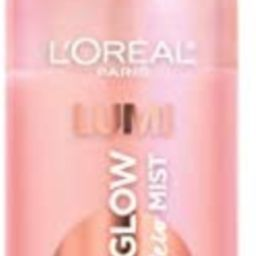 L'Oreal Paris Makeup LUMI Shake and Glow Dew Mist, Hydrating and Soothing Face Mist, Prep and Set... | Amazon (US)