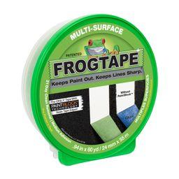 FrogTape 0.94 in. x 60 yd. Green Multi-Surface Painter's Tape   Walmart (US)