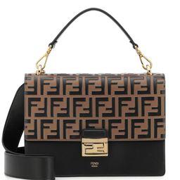 Kan U Medium leather shoulder bag | Mytheresa (US)