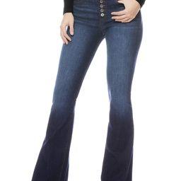 Sofia Jeans by Sofia Vergara Women's Melisa High Waist Flare Jeans   Walmart (US)