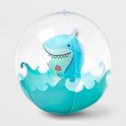 "17.5"" Beach Ball Shark - Sun Squad™ | Target"
