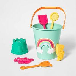7pc Sand Bucket Set Rainbow - Sun Squad™ | Target