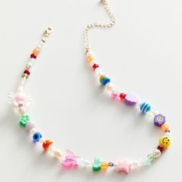 Ginger Beaded Necklace | Urban Outfitters (US and RoW)