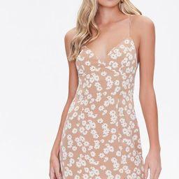 Floral Print Cami Dress   Forever 21 (US)