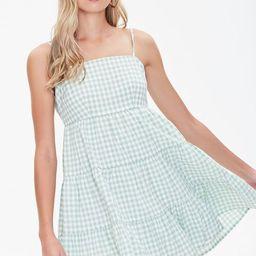 Gingham Cami Dress   Forever 21 (US)