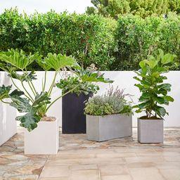 Cityscape Indoor/Outdoor Planters   West Elm (US)