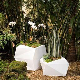 Origami Planters   West Elm (US)