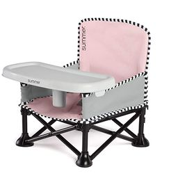 Summer Pop 'n Sit SE Booster Chair (Sweetlife Edition), Bubble Gum | Amazon (US)