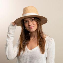 Panama Continental- Pecan   Hat Attack