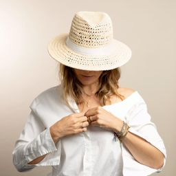 Ava Rancher- Natural   Hat Attack