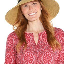Women's Shannon Wide Brim Beach Hat UPF 50+   Coolibar
