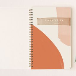 Moody Sunset Notebooks   Minted