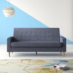 "Arden 71.65"" Square Arm Sofa   Wayfair North America"