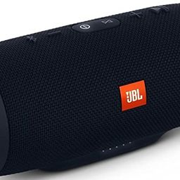 JBL Charge 3 Waterproof Portable Bluetooth Speaker (Black), 1   Amazon (US)