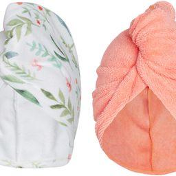 Turbie Twist Microfiber Hair Towel Twin Pack | Ulta Beauty | Ulta
