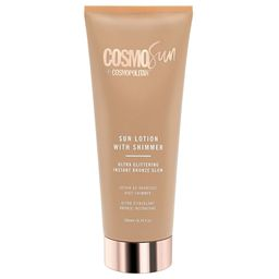 CosmoSun by Cosmopolitan Sun Lotion with Shimmer 6.76 oz | Walmart (US)