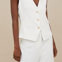 Suit Vest   H&M (US)