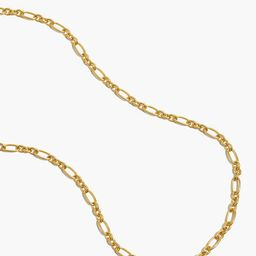 Mixed-Link Chain Necklace | Madewell