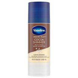 Vaseline Cocoa Shimmer Jelly Stick - 1.4oz   Target