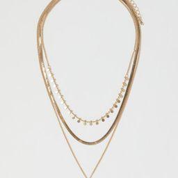 Necklaces | H&M (US)