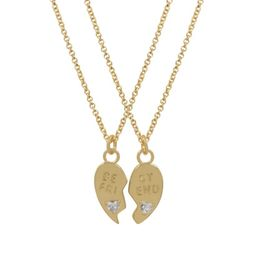 Krista + Kolly Horton: BFF Necklace Set   The Styled Collection