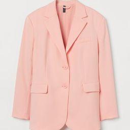 Straight-cut Jacket | H&M (US)