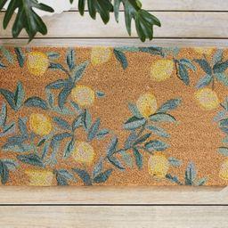 Rebecca Atwood Lemons Doormat,Personalized Welcome Doormat,Home Decor,Custom Doormat,Welcome Mat,...   Etsy (US)
