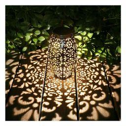 Solar Powered Lantern Light Lighting Lights Hanging Stars Star Outdoor Indoor Garden Eco Friendly...   Etsy (US)