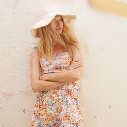 Linen-blend Pull-on Shorts | H&M (US)