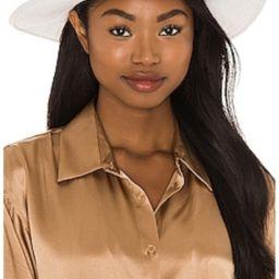 Nikki Beach Monte Carlo Hat in White from Revolve.com | Revolve Clothing (Global)
