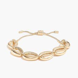 Shell bracelet | J.Crew Factory