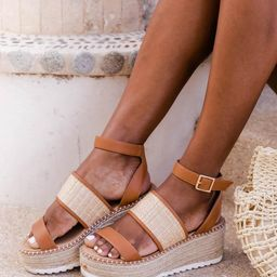 Poppy Leather And Jute Espadrilles   The Pink Lily Boutique