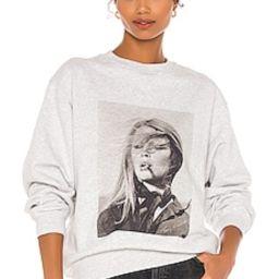 Ramona Sweatshirt AB x TO                                          ANINE BING   Revolve Clothing (Global)