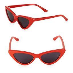 Junia   Pop Cat Eye Sunglasses   Saks Fifth Avenue