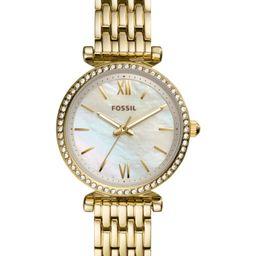 Carlie Mini Bracelet Watch, 28mm | Nordstrom